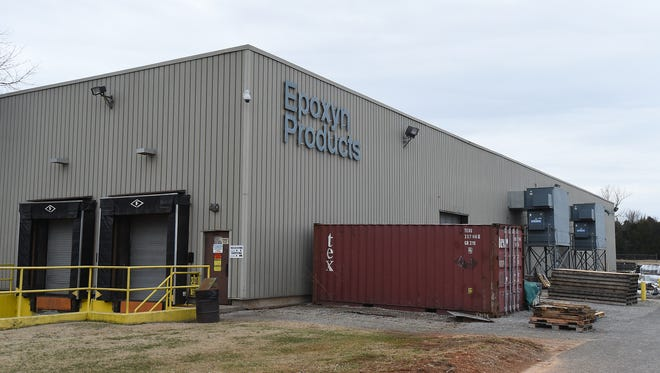 Epoxyn Products in Mountain Home ceased operations and furloughed 120 employees on Thursday.