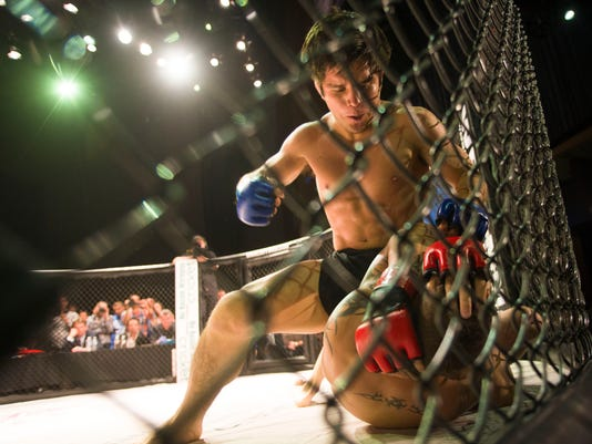 8/19: World Fighting Federation MMA
