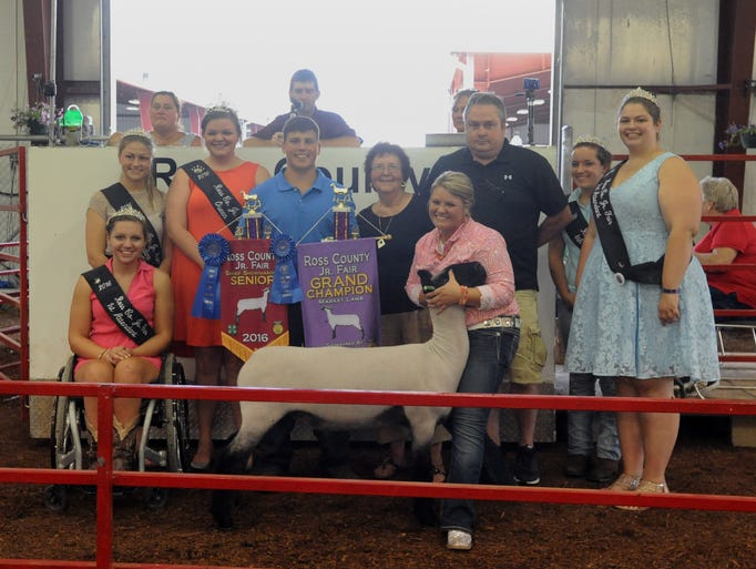 Jillian Snyder, Country Kids, sold her grand champion
