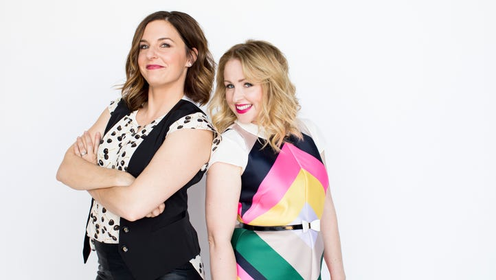 Girls night out! IMomSoHard's stars coming to Reno for live show