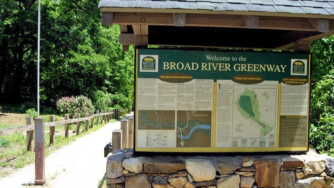 The Broad River Greenway has decided not to cancel the annual 10-mile and 5k trail race set for September.