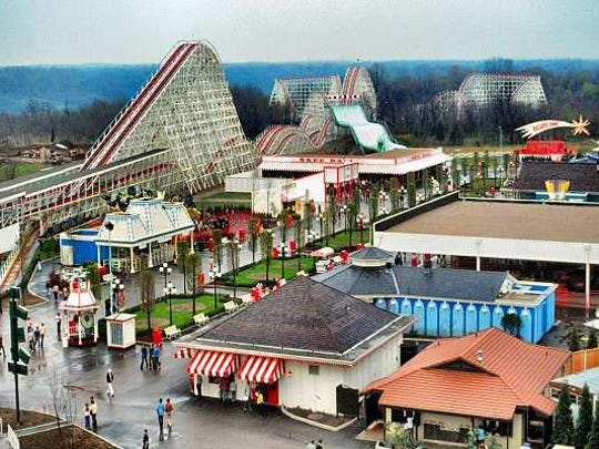 Kings Island set theme park industry records for attendance when the park opened in 1972. Since then, more than 120 million guests have visited the Mason theme park.