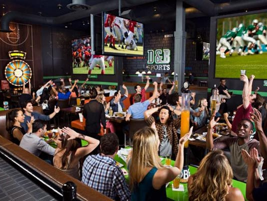 Dave & Buster's Entertainment is coming to El Paso, the mall's owner announced today.
