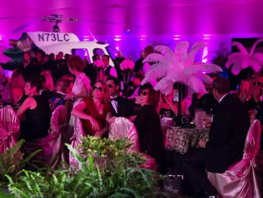 Guests at the 2015 Law & Order Ball