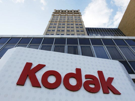 Kodak to remake the Super 8