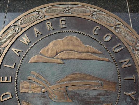Delaware County seal