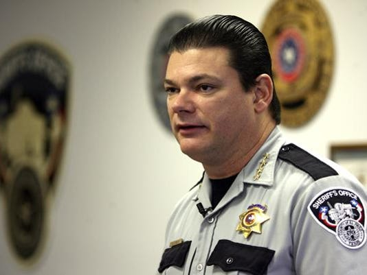 Sheriff Richard Wiles