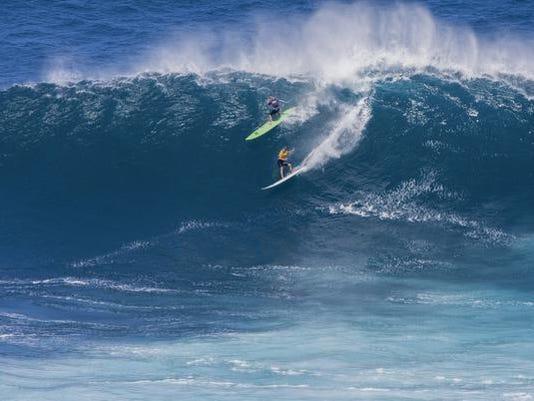 Big Wave Surfing-Women