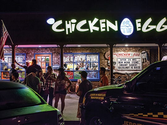 The Chicken or the Egg (aka The Chegg) in Beach Haven.