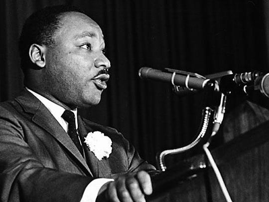 Martin Luther King Jr. had a dream, and he communicated the dream to a nation ready for racial equality. Submitted photo