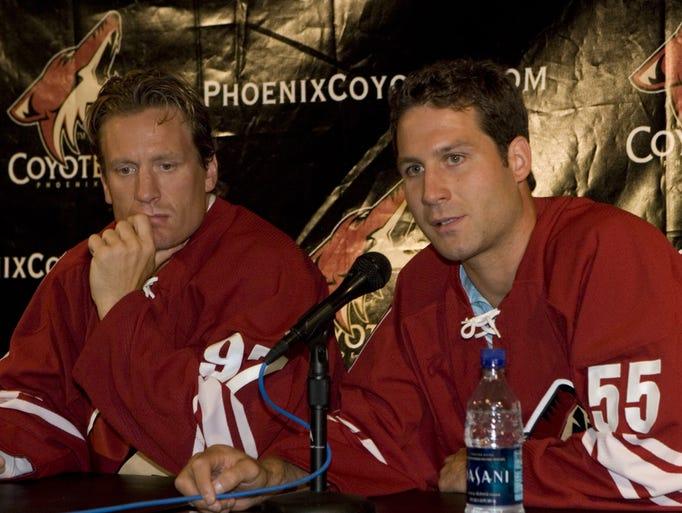 Take a look at the Coyotes' All-Star representatives