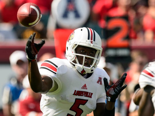 NFL scout freaked out by trait of Louisvilles Teddy Bridgewater