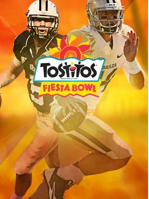 Baylor and Central Florida meet in the Fiesta Bowl.