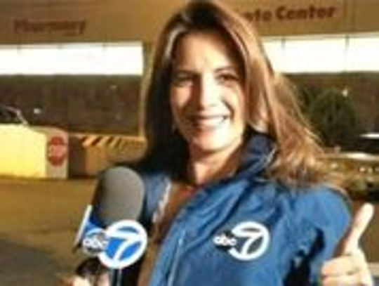 Lisa Colagrossi worked at WABC-TV in New York.