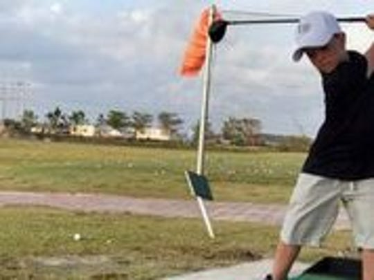 Youth and parents can raise money for the Lee County Homeless Coalition by playing golf at Alico Family Golf on June 9.