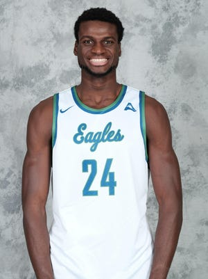 FGCU's Marc-Eddy Norelia scored 21 points after missing five games for personal reasons.