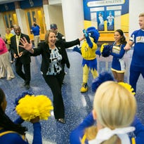 AD's mission is to elevate UD athletic prominence