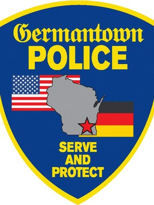 Germantown Police Department patch