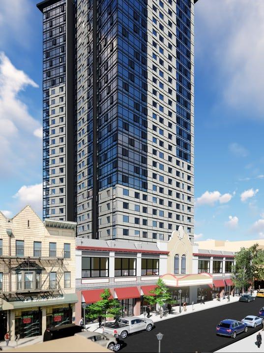 587 Main St New Rochelle rendering