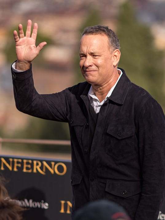 Tom Hanks is writing his first book, a collection of short stories