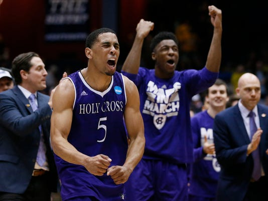 NCAA Basketball: NCAA Tournament-First Four-Holy Cross vs Southern