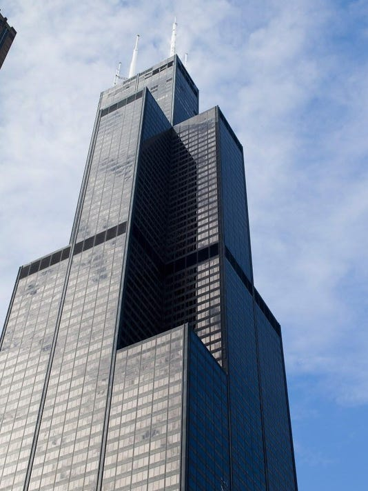 chicago s willis tower to get 500 million makeover