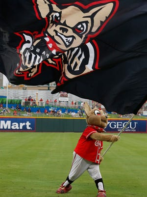 The El Paso Chihuahuas on Saturday clinched the Pacific Coast League Pacific Southern Division championship.