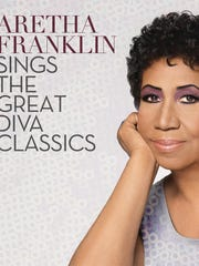 "Aretha Franklin, ""Aretha Franklin Sings the Great Diva Classics"""