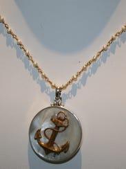 Elizabeth Ngo Antique Button Anchor Necklace  $280.jpg