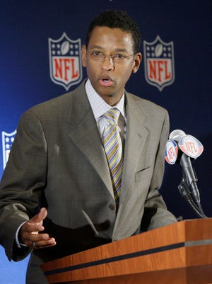 Adolpho Birch, NFL Vice President of Labor Policy and Player Development.