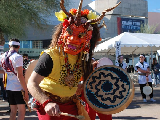 The Arizona Matsuri Festival of Japan takes place Saturday-Sunday,