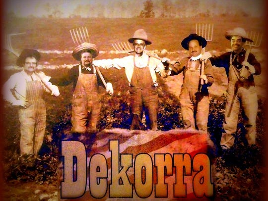 Dekorra will perform on Friday Aug. 18, 2017 at the