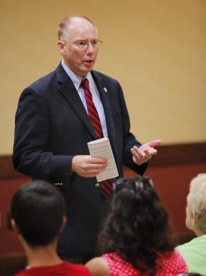 State Representative John Becker.