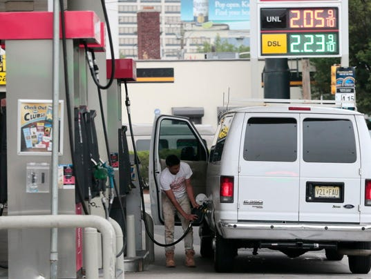 AP NEW JERSEY GAS TAX A F USA NJ