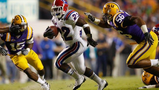 LSU and Louisiana Tech will play again in 2018.