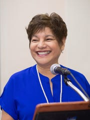 Speaker Judith Won Pat