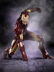 Iron Man is a superhero for adults as well as kids.