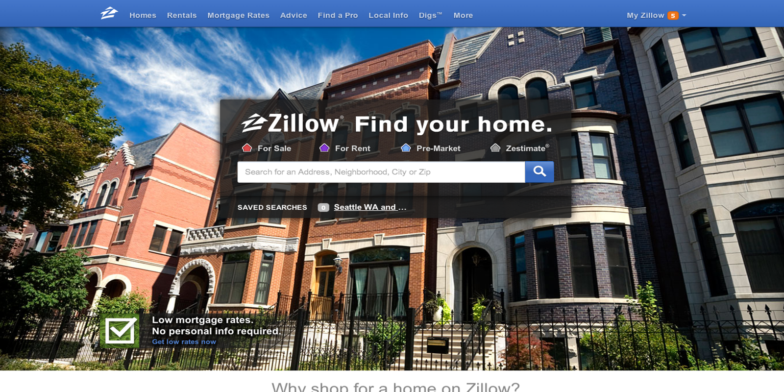 zillow facing sexual harassment suit