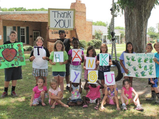 The Palmer Home for Children sent this photo to Mike