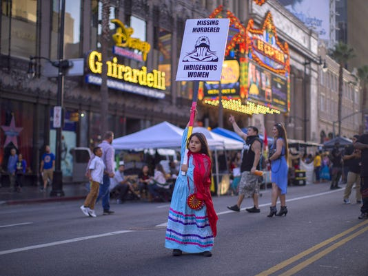 Native American Activists Celebrate Decision To Mark Columbus Day In LA County As Indigenous Peoples Day Starting 2019