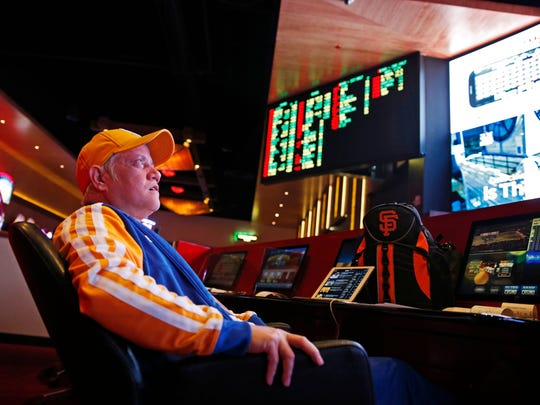 Following the Supreme Court's ruling, more states will be able to join Nevada and operate sports books.