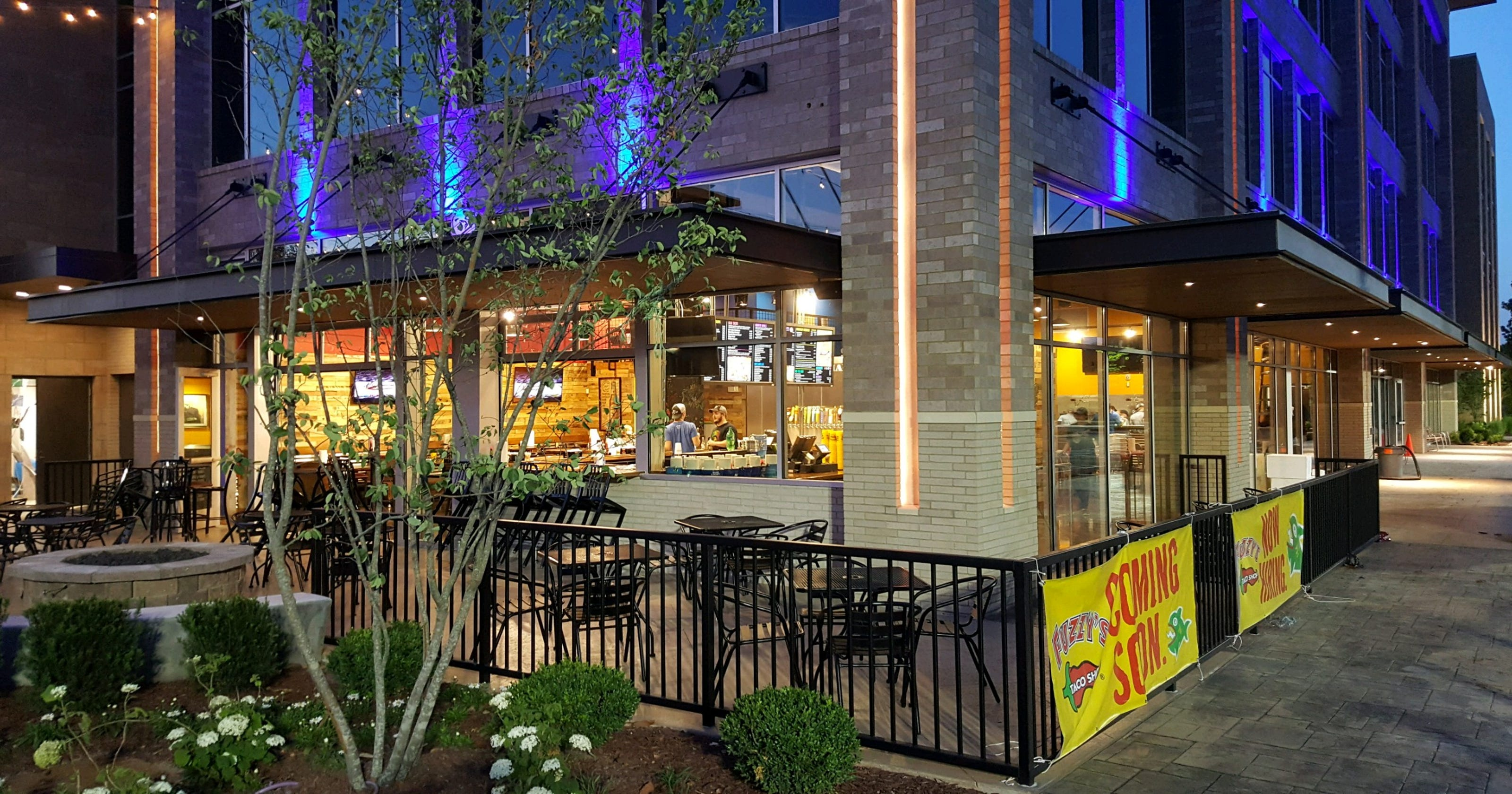 Restaurants With Outdoor Seating In Murfreesboro Tn