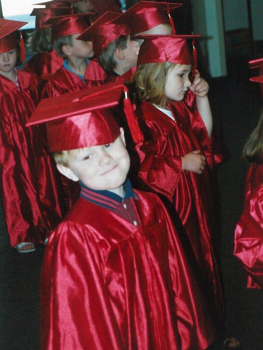 Jaret-K graduation-