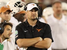 Former Ohio State assistant: Texas coach Tom Herman cheated on wife 'several times'