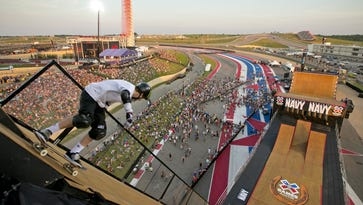 The Summer X Games have been held in Austin, Texas since 2014. (Jay Janner/Austin American-Statesman/TNS)