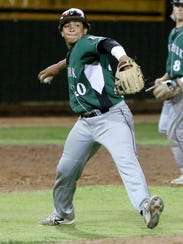 Iowa Park's Chris Dickens emerged as a productive player