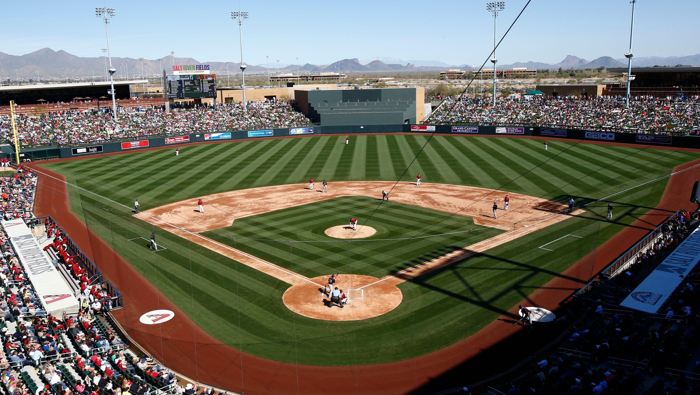 Spring Training Arizona Travel Deals