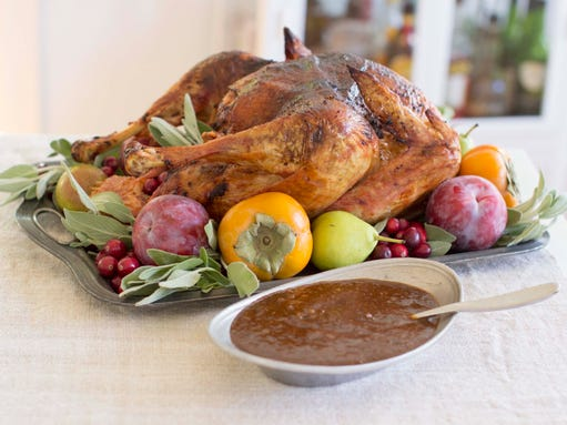Barbecue spiced turkey draws inspiration from the flavors