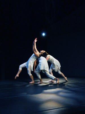 Momentum Dance Lab dancers perform.