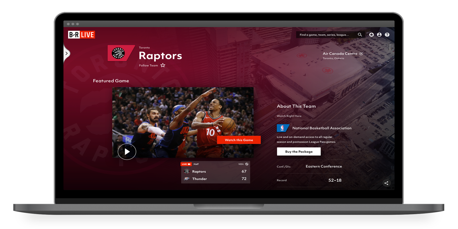 New Bleacher Report Live sports streaming service kicks off